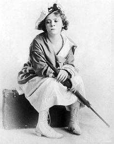 Mae West ın Vaudeville-1908