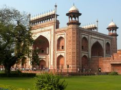 Hindu Mandir (Temple), Agra, India. #Hinduism #Architecture