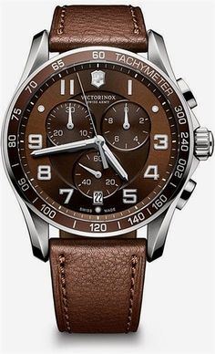 1cd723555ae Victorinox Swiss Army Watch Chrono Classic XLS 241653 Watch available to  buy online from with free UK delivery.