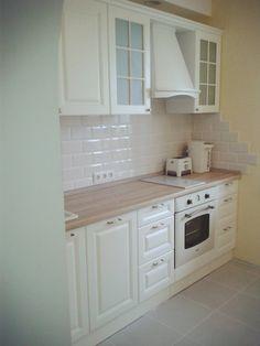 Маленькая кухня в прованском стиле
