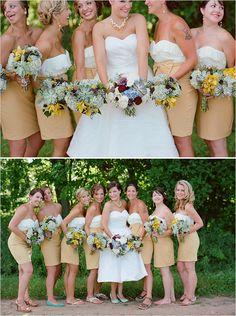 Sarah Seven Bridesmaid Dresses