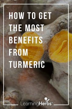 How to Get the Most Benefits from Turmeric Natural Home Remedies, Herbal Remedies, Health Remedies, Medicine Garden, Herbal Medicine, Herbs For Health, Health Tips, Health Benefits, Healing Herbs