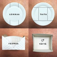 Vain neljä helppoa vaihetta! Diy And Crafts, Crafts For Kids, Holidays And Events, Diy Gifts, Helpful Hints, Projects To Try, Wraps, Presents, Gift Wrapping