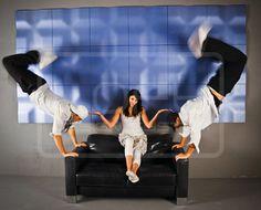 Three dimensional panels - Loft Design System - Model 07 - Chocolate Bar! Decorative Panels 3D