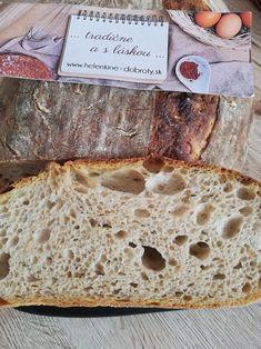 Helenkine dobroty - Chlieb TOP ( tradične obľúbený peceň )