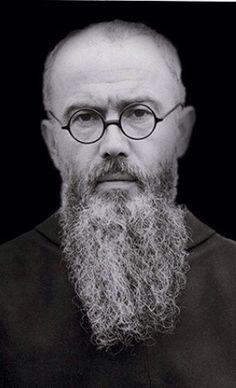 San Maximiliano Kolbe, mártir de la Segunda Guerra Mundial