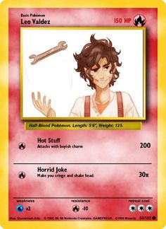 Oh my gosh yes but he should be an advanced card and his jokes are so not horrid... He's hilarious!