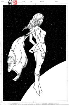 Supergirl 03 by =Fastfood on deviantART