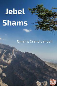 Découvrez Jebel Shams, le grand canyon à ne pas manqué lors de votre voyage au Sultanat d'Oman. Marche au fond du wadi, route d'accès, points de vue et randonnée, découvrez les magnifiques paysages en photos et vidéos. Et planifier votre visite avec toute les infos pratiques de l'article !