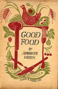 edward Bawden/ ambrose heath cookery book