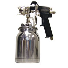 Buffalo Tools 1 Quart Industrial Paint Stencil Work Air Spray Gun ^^ Awesome product. Click the image : home diy improvement