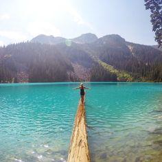 Joffre Lakes Provincial Park, Canada
