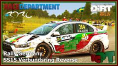 Dirt Rally - RDRC 08 - Rally Germany - SS15 Verbundsring Reverse