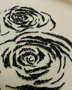 #detail #embroidery #craftsmanship #embroidery #design #fashion #embellishments #flower #applique #beading #goldwork #closeup #macro #handmade #heartmade #embroidery #hautecouture #couture #highfashion #fashion #beads#sequin #needlework #embroideryhoop  #вышивка #вышивкаручнойработы #ручнаяработа #назаказ #ручнаявышивка  #расшитаяодежда #вышивканаодежде #lunevilleemboidery #luneville