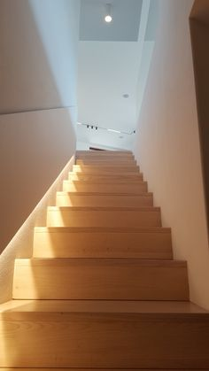 Stair detail. AMC|Architects