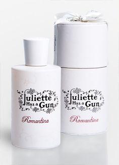 Romantina Juliette Has a Gun Fragrance