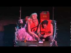 Cirque du Soleil ONE NIGHT FOR ONE DROP 'Clown Act' - YouTube