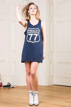 Tank Dress, Shirt Dress, T Shirt, Summer Collection, Rockabilly, Graceland, Tank Tops, Socks, Dresses