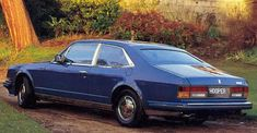 Hooper Empress II  Based on Bentley Turbo R www.bentleyspotting.com