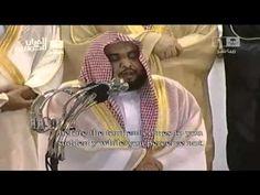 الجهني تلاوة ابكت المصلين تراويح رمضان مكة .. الزمر.. مختلفة عن تلاواته ...