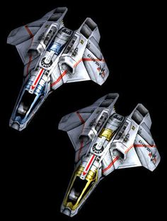 The Valkyrie-class was a type of small spaceship, a fighter design representing a new model of...
