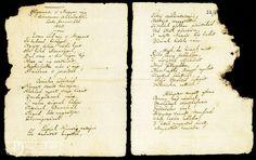 Lentiben mutatják be a Himnusz eredeti kéziratát a magyar kultúra napján | Magyar Kurír - katolikus hírportál