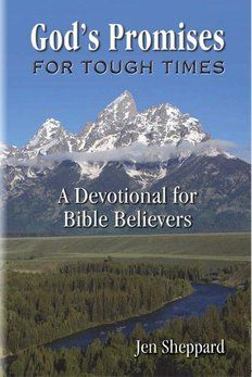 God's Promises For Tough Times is a 30-day devotional that encourages you to give praise despite your circumstances, and guides you on how to do so when you feel like you have nothing left.  Overall, this book serves as a reminder on how to remain faithful in a faithless world.