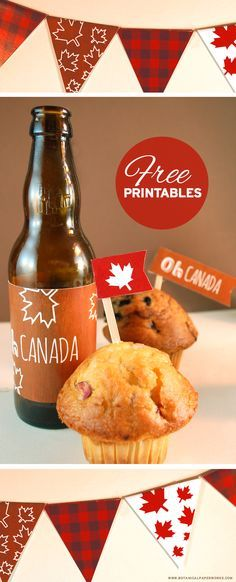 printable} Canada Day Party Pack Get into the Canadian spirit this July and plan a party to honour our great country with this FREE printable party pack.Spirit animal Spirit animal may refer to: Canada Day Party, Canada Day 150, Happy Canada Day, O Canada, Canada Travel, Canadian Party, Canadian Food, Canadian Recipes, Diy Party Games