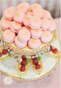 MargotMadison: A Pink and Gold Parisian Party