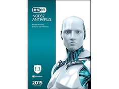 ESET NOD32 Antivirus 2015 - 1 PC - http://www.rekomande.com/eset-nod32-antivirus-2015-1-pc/