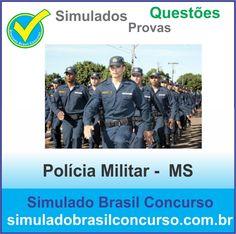 Boa tarde Concurseiros, Estamos com novos Simulados do Concurso da Polícia Militar do MS, conforme Edital 2013. Apenas no SBC você encontra simulados conforme Editais atuais.  http://simuladobrasilconcurso.com.br/simulados/concursos/?filtro_concurso=3447  Descubra!!! Compartilhe!!! Curta!!!  Muito Obrigado e Bons Estudos, Simulado Brasil Concurso  #simuladobrasilconcurso, #sbc, #simuladosPM, #questoesPM, #provasPM