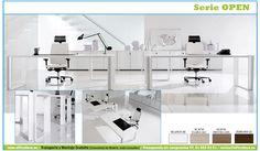 Despachos y muebles de dirección