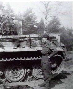 Panzerkampfwagen VI Tiger (8,8 cm L/56) Ausf. E (Sd.Kfz. 181) Nr. F01