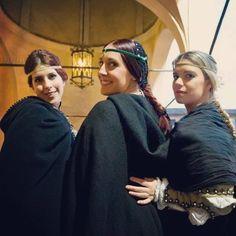 @patriziamontanari_#ferrara #carnevalerinascimentale #igersferrara #comunediferrara #rinascife2014 #damamedievale