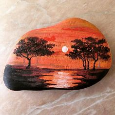 Painted Rock Ideas - Do you need rock painting ideas for spreading rocks around your neighborhood or the Kindness Rocks Project? Here's some inspiration with my best tips! #PaintedRockIdeas #paintedrocks #paintrock #paintedstone #rockart #stoneart #paintedstoneideas