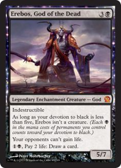 Erebos-God-of-the-Dead-x1-Magic-the-Gathering-1x-Theros-mtg-card-mythic-rare-NM