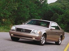 Mercedes CL Coupe This generation was the sleek, redesigned coupe of Though the coupe\'s physical appearance changed little. Mercedes W140, Mercedes Benz Cl, Classic Mercedes, Daimler Ag, Benz S Class, Racing Events, Motorcycle Bike, High Resolution Photos, Car Pictures