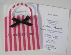 Victoria's Secret Inspired Shopping Bag by keepsakeimprints, $20.00