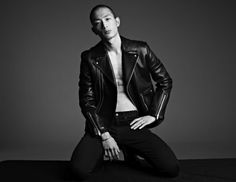 Park Sung Jin by Mok Na Jung for GQ Korea Oct 2014