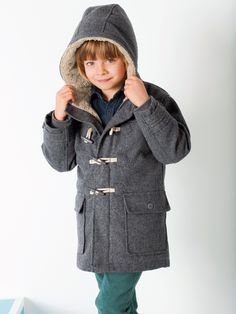 Traditional Duffle Coats Paddington Bear Collection Girls and