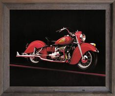 Motorcycling The Only Time You Should Ever Look Back Satin Portrait Poster