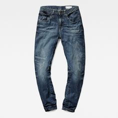 Designed for maximum comfort and freedom of movement, the Arc jean is crafted using G-Star 3D design principles.