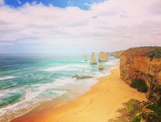 #australia #12apostles #beach by emmyjlloyd http://ift.tt/1ijk11S