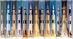 Apollo launches