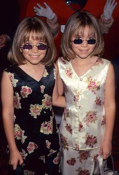 Mary-Kate Olsen and Ashley Olsen - fashionistas forever