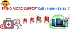 Call +1-888-483-3317-#Trend #Micro #Support Protects Your PC with Efficiency