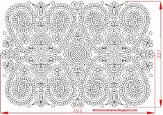 Hungarian Embroidery, Folk Embroidery, Embroidery Patterns, Folklore, Lace Bag, Vintage Jewelry Crafts, Lacemaking, Point Lace, Blog Planner