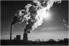 https://flic.kr/p/D87Hr6 | Sundown at the power station #3 | Kraftwerk Bergkamen-Heil, NRW, D
