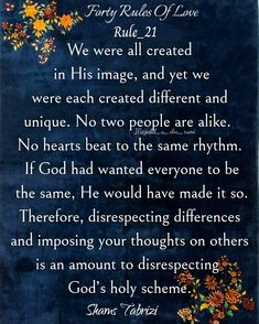 Rumi Love Quotes, Poem Quotes, Life Quotes, Inspirational Quotes, Poems, Forty Rules Of Love, Love Rules, Shams Tabrizi Quotes, Osho