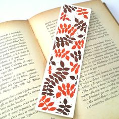 Bookmarks For Books, Creative Bookmarks, Cute Bookmarks, Bookmark Craft, Handmade Bookmarks, Corner Bookmarks, Watercolor Bookmarks, Watercolor Projects, Watercolor Leaves